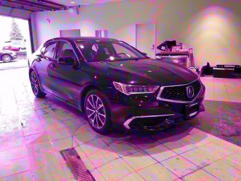 New 2020 Acura TLX V-6 FWD 4dr Car