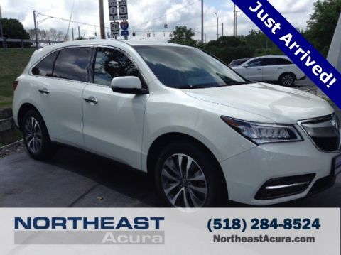 Pre-Owned 2016 Acura MDX 3.5L AWD 4D Sport Utility