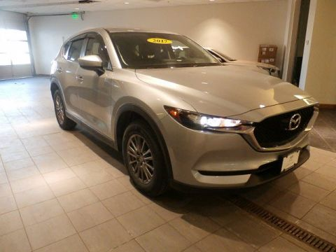 Pre-Owned 2017 Mazda CX-5 Touring AWD Sport Utility